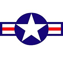 Aviation - US Army - Cool Star Photographic Print