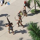 Dancers at the Malecón/Olas Altas/Puerto Vallarta by PtoVallartaMex