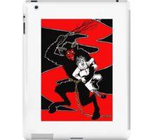 Krampus 16 iPad Case/Skin