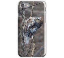 Give A HOOT IPhone case iPhone Case/Skin
