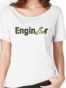 Engineer1 Women's Relaxed Fit T-Shirt