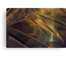 Streets of Desires #2 Canvas Print