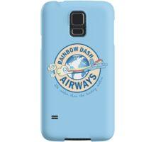 Rainbow Dash Airways Samsung Galaxy Case/Skin