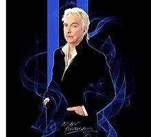 Alan Rickman  - The Blue Note by scatharis