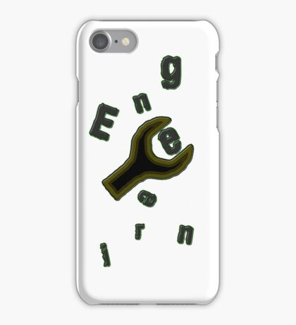Engineer1 iPhone Case/Skin