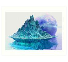 Waterworld Art Print