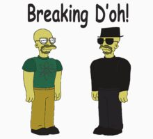 Breaking D'oh! by Paul Gitto