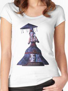 Winterberry Amusement Women's Fitted Scoop T-Shirt