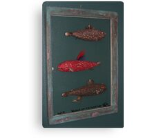 "Windows are Fish to the Sole 3 of 13 by Fred Weiler. 23"" x 32"" $300.00 for original Canvas Print"