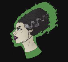 Bride of Frankenstein Baby Tee