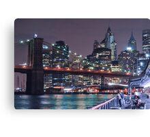 Lower East Side, Manhattan Canvas Print