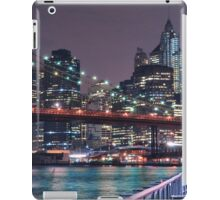 Lower East Side, Manhattan iPad Case/Skin