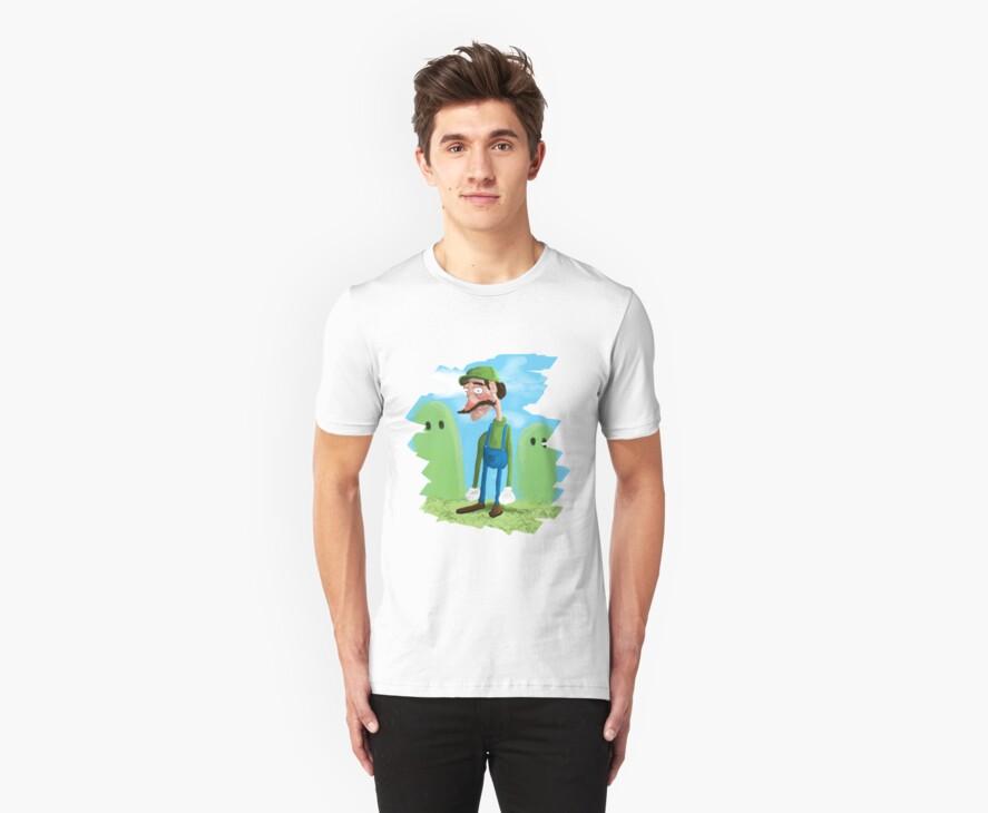 Luigi by CrosbyDesign