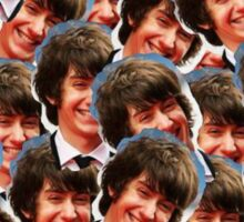 Happy Alex Turner Sticker