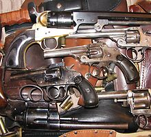 Antique Guns Collection photography by Vitaliy Gonikman