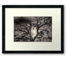 Nature's Magic Framed Print