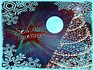 Seasons Greetings - Greeting Card by Scott Mitchell