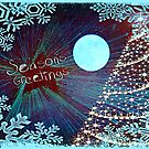 Seasons Greetings - Greeting Card by Scott Mitchell