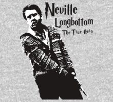 Neville Longbottom: The True Hero One Piece - Short Sleeve
