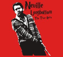 Neville Longbottom: The True Hero Kids Tee