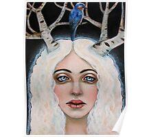The Birch Tree Spirit Poster