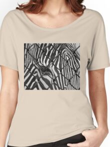 Zebra Women's Relaxed Fit T-Shirt