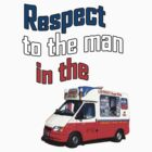 Respect to the man in the icecream van by LaceratingLance