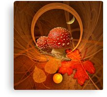 Fall impression Canvas Print