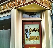 Bangers And Burgers? Porky he long gone man... by MikeShort