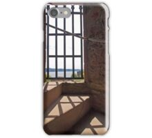 Shadow on the Steps iPhone Case/Skin