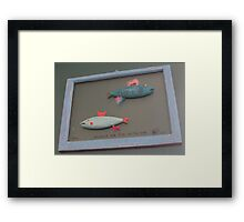 "Windows are fish to the sole 7 of 13. 32"" x 24""  $300.00 for original Framed Print"