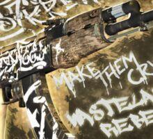 Ak-47 | Wasteland Rebel Sticker