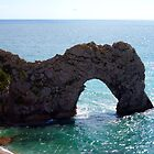 Durdle Door by JenniferLouise