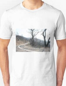St Andrews Kinglake Road after February 7, 2009 Unisex T-Shirt