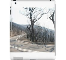 St Andrews Kinglake Road after February 7, 2009 iPad Case/Skin