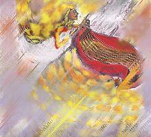 Peace Angel by ShaShu