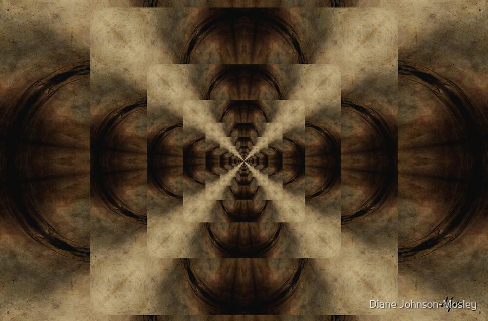 Deeper Space_Kaleidoscope Card by Diane Johnson-Mosley