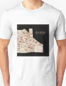 "Sea Wolf ""Leaves in the River"" Album Cover T-Shirt"
