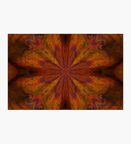 Cirque ___Kaleidoscope Card  Photographic Print