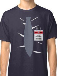 Nerd Herd - Chuck Bartowksi Classic T-Shirt