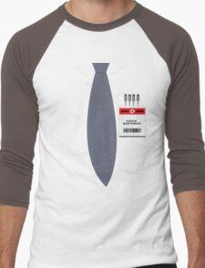 Nerd Herd - Chuck Bartowksi Men's Baseball ¾ T-Shirt