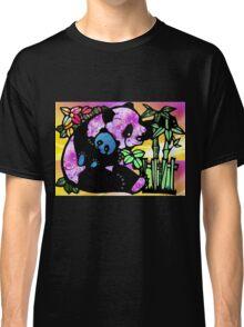 Panda and Baby Classic T-Shirt