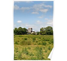 The Mill at Bennettsbridge Poster
