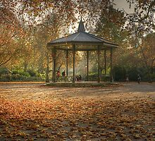 the band stand by Adam Glen