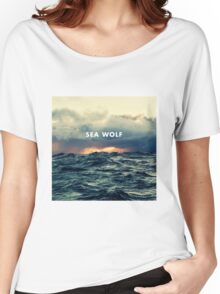 "Sea Wolf ""Old World Romance"" Album Cover Women's Relaxed Fit T-Shirt"