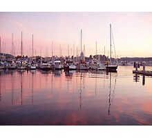 Pastel Waters Photographic Print