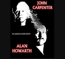 John Carpenter In Association With Alan Howarth T-Shirt