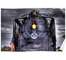 Centennial Locomotive Poster