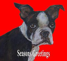 J.L. Marotta 's 'Seasons Greetings' by Art 4 ME