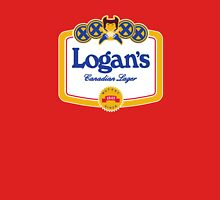 Logan's Canadian Lager Unisex T-Shirt